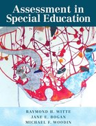 ASSESSMENT IN SPECIAL EDUCATION (W/ACCESSCODE)(LOOSEPGS)