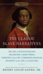 CLASSIC SLAVE NARRATIVES W/UPDTD INTRO
