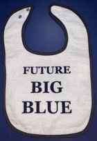 WHITE BIB, FUTURE BIG BLUE